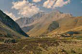 Nepalese Valley