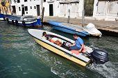 Venice Water Boat