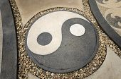 Symbol Yin and Yang
