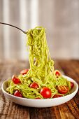 Pasta Recipe With Avocado And Tomatoes