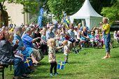 National day celebrations in Sweden