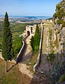 Klis - Medieval Fortress In Croatia