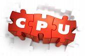 stock photo of cpu  - CPU  - JPG