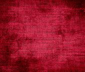 pic of alabama  - Grunge background of alabama crimson burlap texture for design - JPG