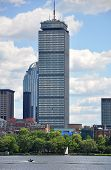 image of prudential center  - Prudential Center in Back Bay - JPG