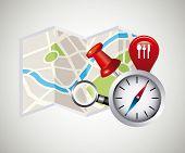 image of gps  - gps location design - JPG