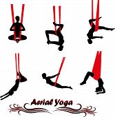 picture of anti  - Aerial Yoga - JPG
