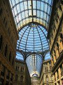 Galeria Umberto 1 Naples