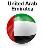 pic of emirates  - united arab emirates official state flag - JPG
