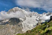 Mont Blanc - Monte Bianco Hdr