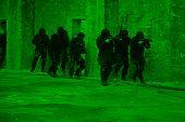Subdivision anti-terrorist police .