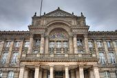 stock photo of west midlands  - Birmingham Council House at Victoria Square - JPG