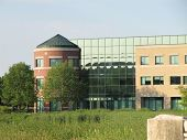 Prarie View Center en verano en Hoffman Estates