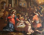 image of nativity scene  - Nativity Scene - JPG