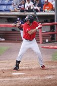 Portland Sea Dogs batter Chih-Hsien Chiang