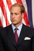 LOS ANGELES - JULY 10:  Prince William, Duke of Cambridge  The Duke And Duchess Of Cambridge attend