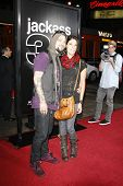 LOS ANGELES - APR 10:  Bam Margera at the Jackass 3D premiere held at Grauman's Chinese Theater in L