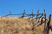 Old Style Fence