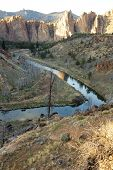 Crooked River Through Smith Rock