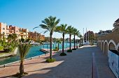 Sotogrande marina and urbanisation