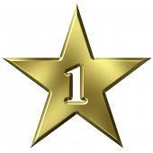 Number 1 Star