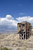 Desert Mine Chute
