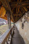 Steps to Castle Esslingen