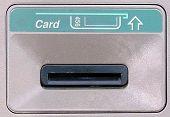 Atm Card Slot