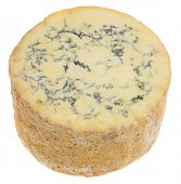 Whole truckle of stilton cheese