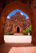 Dhamma Yangyi Temple, Bagan, Myanmar