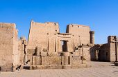 Edfu Temple of Horus, Egypt