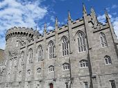 Ireland, Dublin Castle - Royal Chapel & Record Tower
