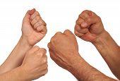 Fighting Hands