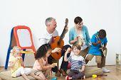 Pre School Music Lesson
