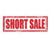 Short Sale-stamp