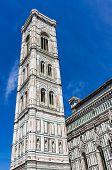 Giotto Campanile, Florence