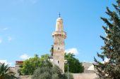 stock photo of mosk  - Tower of David  in jerusalem Israel - JPG