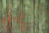 Weathered plank of wood