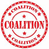 Coalition-stamp