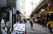 Tokyo, Japan - November 22 : Ameyoko Market In Ueno District