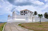 Forte De Monte Serrat, Salvador De Bahia (brazil)