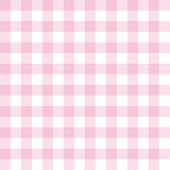 Seamless traditional pink vector background - checkered pattern or grid texture