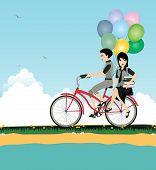 Seaside Cycling