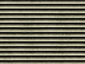 Dirty Grunge Ventilation Grille Or Blinds 3D