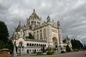 Lisieux Basilica (Normandy, France)