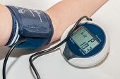Measuring Blood-pressure
