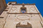 Franciscan monastery of San Severo. Puglia. Italy.