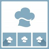 Chef Hat Icons