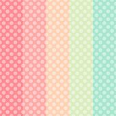 Abstract dotted colorful background texture