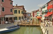 The Colorful Burano